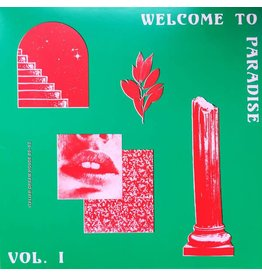 Safe Trip Various - Welcome To Paradise Vol 1