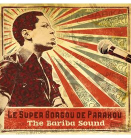 Analog Africa Le Super Borgou De Parakou - The Bariba Sound