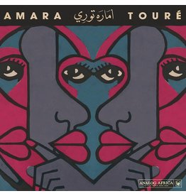 Analog Africa Toure Amara - Singles Collection 1973-1976