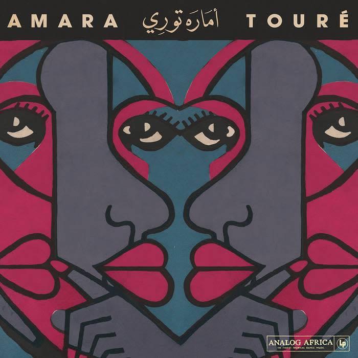 Analog Africa Toure Amara - Singles Collection 1973-1976