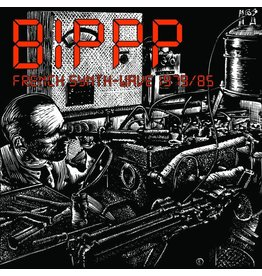 Born Bad Records Various - Bippp French Synth-Wave