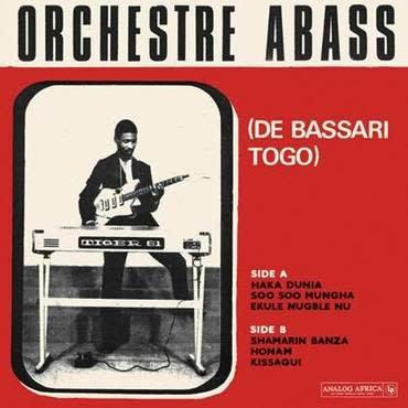 Analog Africa Orchestre Abass - De Bassari Togo
