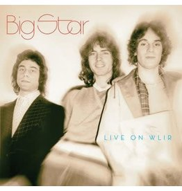 Omnivore Recordings Big Star - Live On WLIR