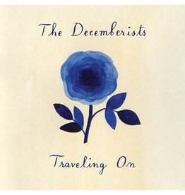 Rough Trade Records The Decemberists - Travelling On EP
