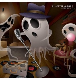 Bar None Records R. Stevie Moore - Afterlife