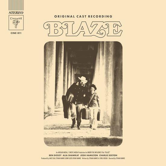Cinewax Various - Blaze Original Cast Recording
