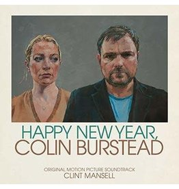 Invada Records Clint Mansell - Happy New Year, Colin Burstead OST (Coloured Vinyl)