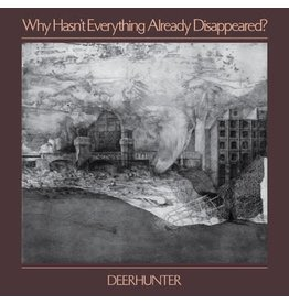 4AD Deerhunter - Why Hasn't Everything Already Disappeared? (Coloured Vinyl)