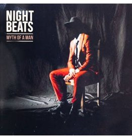 Heavenly Recordings Night Beats - Myth Of A Man (Coloured Vinyl)