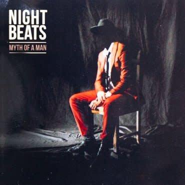 Heavenly Recordings Night Beats - Myth Of A Man (Coloured Vinyl)