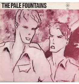 Optic Nerve The Pale Fountains - (There's Always) Something On My Mind