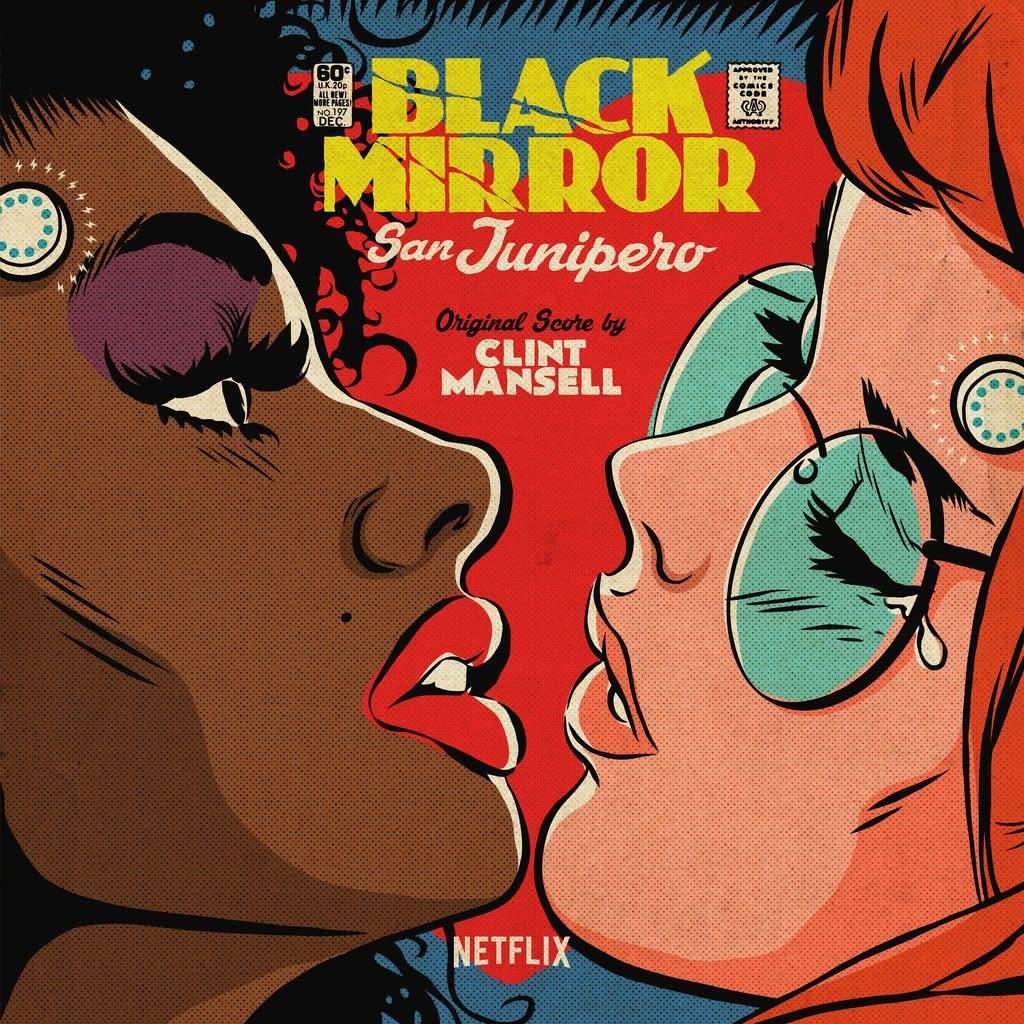 Invada Records Clint Mansell - Black Mirror: San Junipero (Coloured Vinyl)