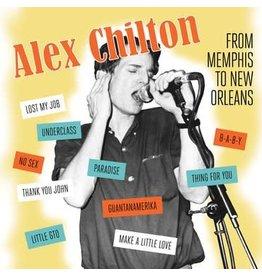 Bar None Records Alex Chilton - Memphis To New Orleans