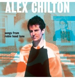Bar None Records Alex Chilton - Songs From Robin Hood Lane