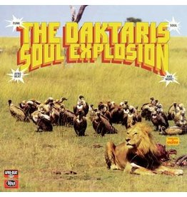 Daptone Records The Daktaris - Soul Explosion