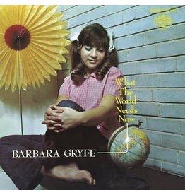 MajikBus Entertainment Barbara Gryfe - What The World Needs Now