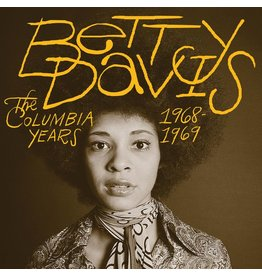 Light In The Attic Betty Davis - The Columbia Years 1968-1969