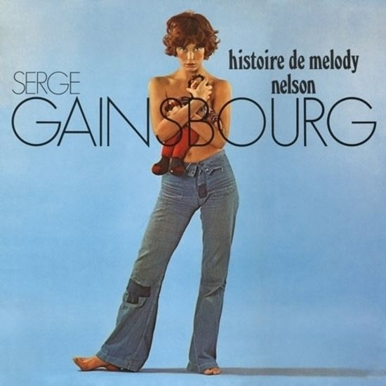 Light In The Attic Serge Gainsbourg - Histoire De Melody Nelson