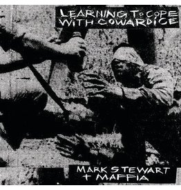 Mute Records Mark Stewart and The Maffia - Learning To Cope With Cowardice / The Lost Tapes (Definitive Edition) (Coloured Vinyl)