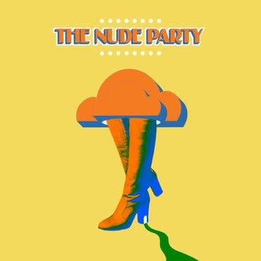 New West Records The Nude Party - The Nude Party (Coloured Vinyl)