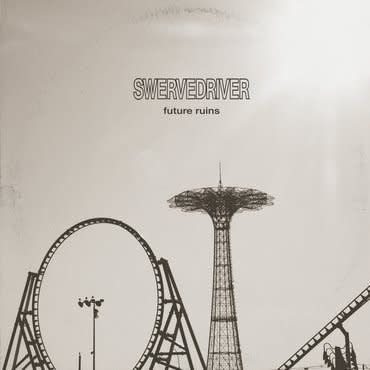 Rock Action Records Swervedriver - Future Ruins (Coloured Vinyl)