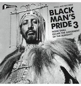 Soul Jazz Records Various - Studio One Black Man's Pride 3
