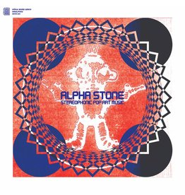 Hoga Nord Arkiv Alpha Stone - Stereophonic Pop Art Music