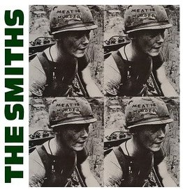 Warner Music Group The Smiths - Meat Is Murder