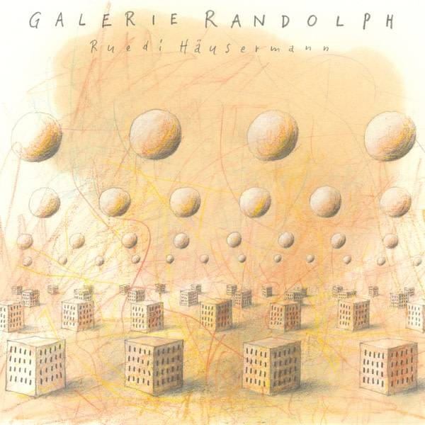 Black Truffle Ruedi Hausermann - Galerie Randolph