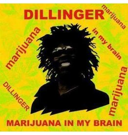Radiation Roots Dillinger - Marijuana In My Brain