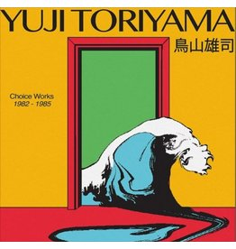 Time Capsule Yuji Toriyama - Choice Works 1982-1985