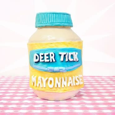 Partisan Records Deer Tick - Mayonnaise