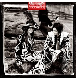 Third Man Records The White Stripes - Icky Thump