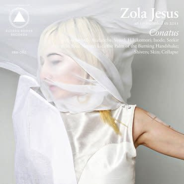 Sacred Bones Records Zola Jesus - Conatus (Coloured Vinyl)