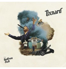 Aftermath Anderson .Paak - Oxnard