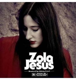 Sacred Bones Records Zola Jesus - Wiseblood (Johnny Jewel Remixes)