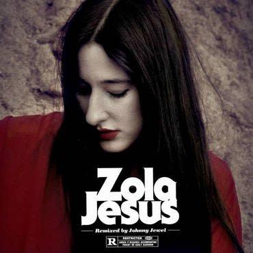 Sacred Bones Records Zola Jesus - Wiseblood (Johnny Jewel Remixes)