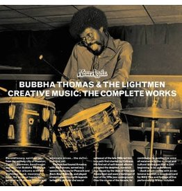 Now-Again Records Bubbha Thomas and The Lightmen - Creative Music (The Complete Works)