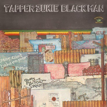 Kingston Sounds Tapper Zukie - Black Man