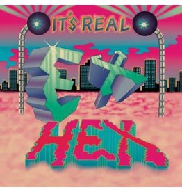 Merge Records Ex Hex - It's Real (Coloured Vinyl)