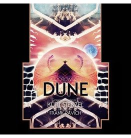 Cinewax Kurt Stenzel - Jodorowsky's Dune OST