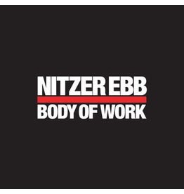 Mute Records Nitzer Ebb - Body Of Work (Coloured Vinyl)