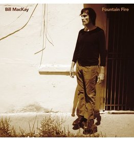 Drag City Bill MacKay - Fountain Fire