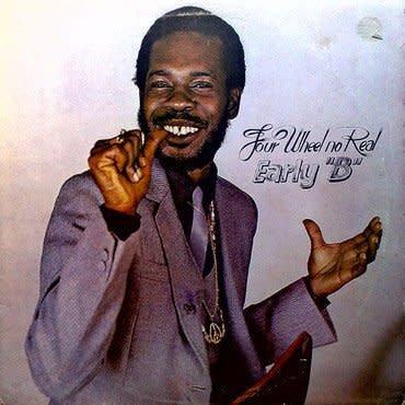 Acid Jazz Early B - Four Wheel No Real