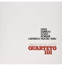 Guerssen Quarteto 1111 - One, Quando, Como, Porque Cantamos