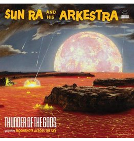 Modern Harmonic Sun Ra - Thunder Of The Gods