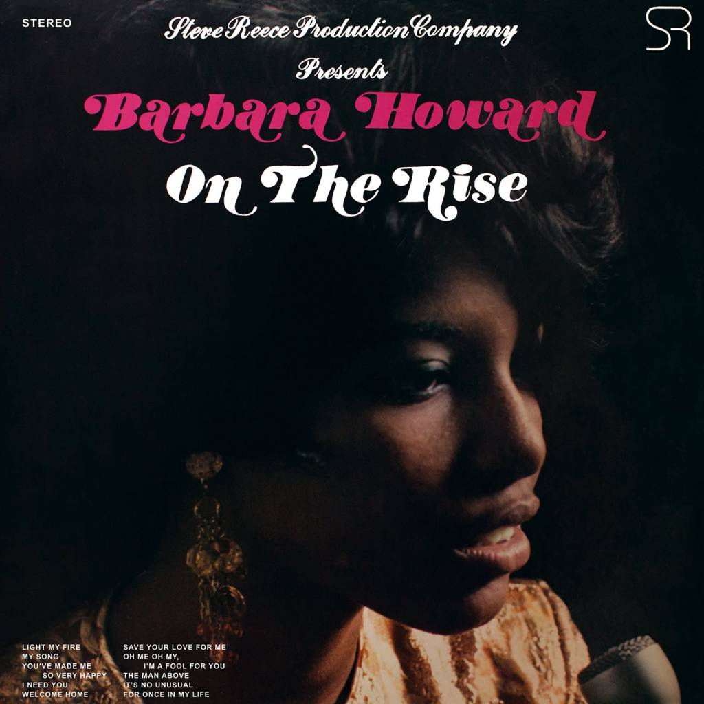 Colemine Records Barbara Howard - On the Rise