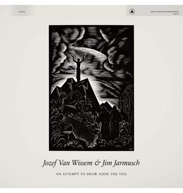 Sacred Bones Records Jim Jarmusch & Jozef Van Wissem - An Attempt to Draw Aside the Veil (Coloured Vinyl)