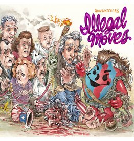 Trouble In Mind Sunwatchers - Illegal Moves (Coloured Vinyl)
