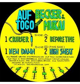 SaS Records Auf Togo And Becker & Mukai - Auf Togo Meets Becker & Mukai